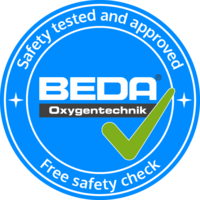 BEDA Free Safety Check Siegel